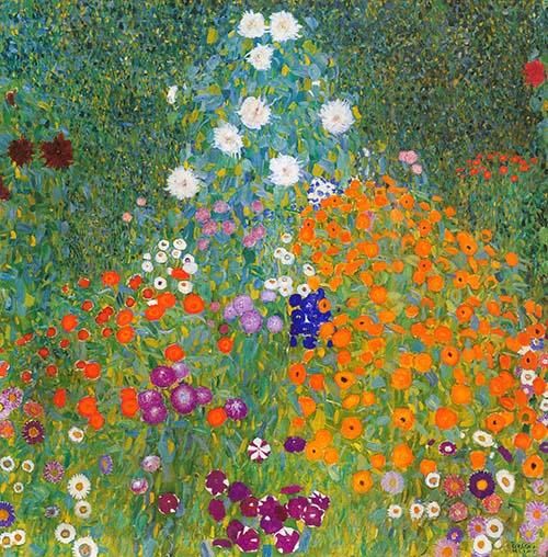 けしの野 | Flower Garden ≪1905-1907≫
